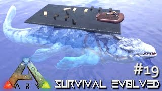 getlinkyoutube.com-ARK: Survival Evolved - MOSASAURUS TAMED NEW DINO!!! [Ep 19] (Server Gameplay)