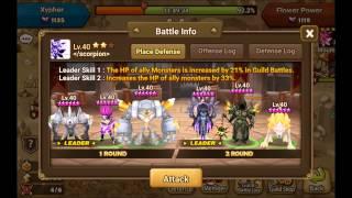 getlinkyoutube.com-Guild Wars Week 14 Legendary, Mystical, And Exclusive Summons