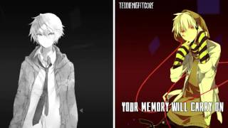 Nightcore - Welcome to the Centuries (Mashup) [MCR/FOB] (Switching Vocals) [Lyrics]