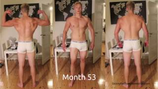 getlinkyoutube.com-Incredible Body Transformation: From Skinny-Fat to Jacked