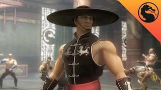 getlinkyoutube.com-Mortal Kombat Shaolin Monks | Intro