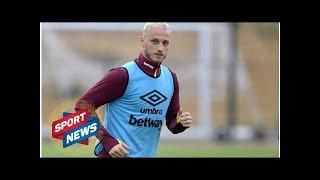 West Ham transfer news: Marko Arnautovic update provided by BBC Sport reporter width=