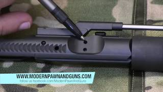 getlinkyoutube.com-Piston Driven vs Direct Gas Impengment AR15 Operating Systems LMT LWRC MRP