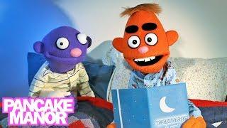 getlinkyoutube.com-BEDTIME STORY SONG ♫ | Lullaby | Kids Songs | Pancake Manor