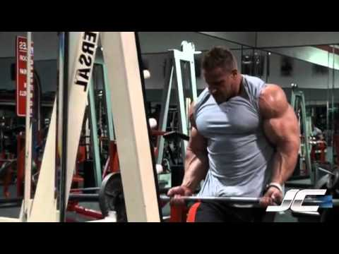 Jay Cutler Arms - Biceps