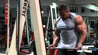 getlinkyoutube.com-Jay Cutler Arms - Biceps