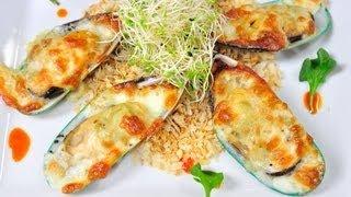 getlinkyoutube.com-หอยแมลงภู่อบชีสซอสวาซาบิ