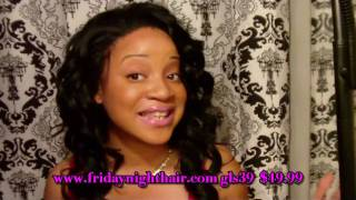 Friday Night Hair GLS39 Lace Front Wig