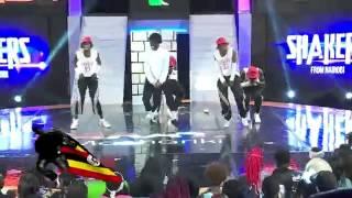 Shakkers Dance Crew semi final (Sakata mashariki)