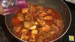 getlinkyoutube.com-Konkani Chicken a Maharashtrian Kombdi - By VahChef @ VahRehVah.com