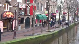 getlinkyoutube.com-Amsterdam Red Light District News (December 2015) Window closures & more