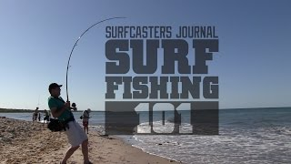 getlinkyoutube.com-Surfcaster's Journal Magazine -Introducing Surf Fishing 101 series