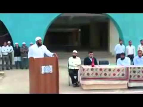 Touheed Mujawar speech 2nd half