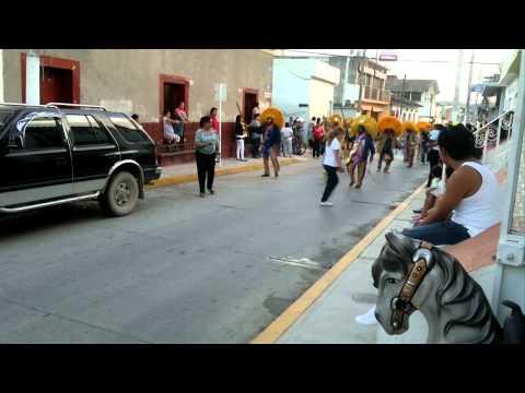 PENDON BARRIO DE SAN LUCAS TIXTLA 2011