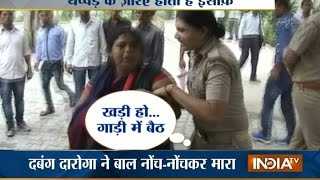 getlinkyoutube.com-Another Shocking Video of UP Police - India TV