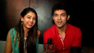 Parth Samthaan and Niti Taylor Share Their First Opinion About Each Other - Part 02