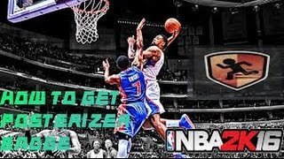 getlinkyoutube.com-How to Get Posterizer FAST - NBA 2K16