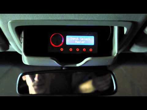 Honda Accord 8 GEN, CarPC+Ga-net + штатный Bluetooth Часть 1