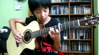 Westlife) You Raise Me Up   Sungha Jung Acoustic Tabs Guitar Pro 6