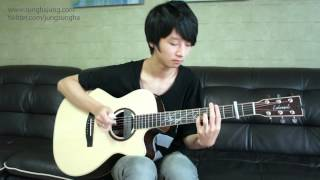 getlinkyoutube.com-(Maroon 5) Payphone - Sungha Jung
