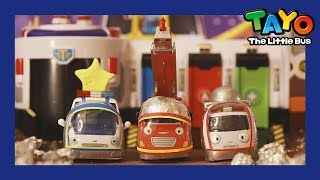 Tayo The brave cars in space! l Tayo's Sing Along Show 1 l Tayo the Little Bus