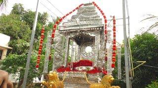யாழ்ப்பாணம்- வண்ணார்பண்ணை வீரமாகாளி அம்மன் கோவில் வெள்ளிரத வெள்ளோட்டம் 07.07.2017
