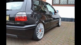 VW Golf MK3 GTI 1.8 Turbo Full In depth Look at the Spec & Build