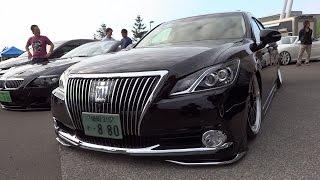 getlinkyoutube.com-TOYOTA CROWN MAJESTA  S210 custom car  トヨタ クラウン マジェスタ S210  カスタムカー