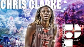 Chris Clarke is VA's Most Exciting Player! Official Senior Mixtape!