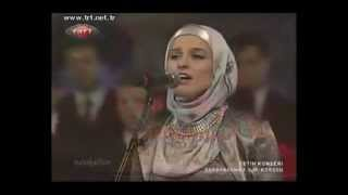 getlinkyoutube.com-Tale'al-Bedru 'Aleynā - Šejla Kadić (Bosna)