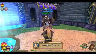 getlinkyoutube.com-Wizard101 Level 48 Storm Lord Quest