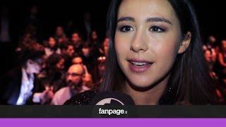 """getlinkyoutube.com-Aurora Ramazzotti su X-Factor: """"Le critiche servono sempre"""""""