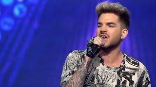 Adam Lambert's surprise duet of Queen's 'I Want To Break Free' - The X Factor Australia 2016