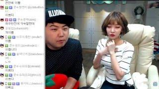 getlinkyoutube.com-[1] BJ 밍구님과 함께 화끈한 실내 게스트 방송 - KoonTV