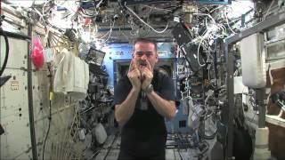 getlinkyoutube.com-How Long Does It Take Space Station To Orbit Earth? | Video