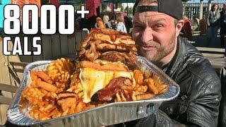 getlinkyoutube.com-6lb Food Truck Challenge (8,000+ Calories)