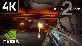 Destiny 2 - Homecoming PC Gameplay On GeForce GTX