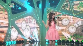 "getlinkyoutube.com-Live HD | 150424 앤씨아 ""통금시간 (Cinderella Time)"" @ KBS2 뮤직뱅크"