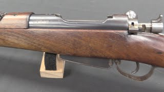 getlinkyoutube.com-Swiss Model 1893: A Mannlicher Cavalry Carbine