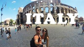 getlinkyoutube.com-Trip to Italy.13 days - 15 cities (Italian Music)