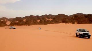 getlinkyoutube.com-Sahara Adventure - sur la route de la vache qui pleure-Djanet