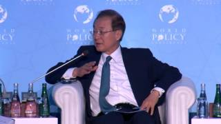 Plenary session 13: Main world economic challenges