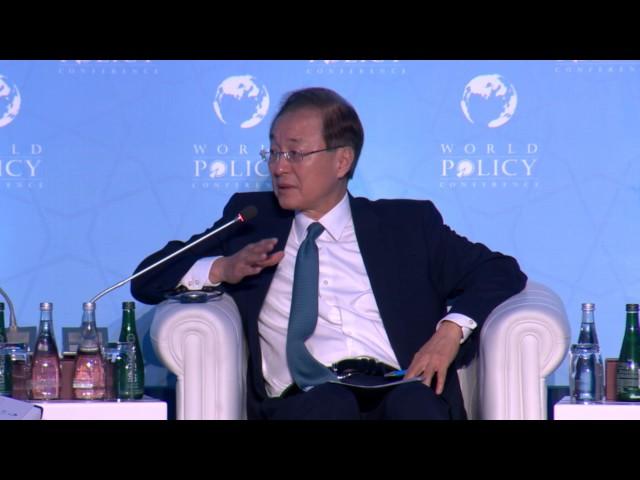 Plenary session 13: Main world economic challenges
