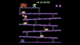 getlinkyoutube.com-Atari 2600 - 10 Classic Games