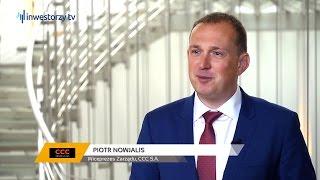 CCC S.A., Piotr Nowjalis - Wiceprezes Zarządu, #39 PREZENTACJE WYNIKÓW