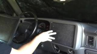 getlinkyoutube.com-iPad Pro installed in Chevy Silverado dash by Fifield Fabrications! Worlds' first Chevy with iPad P