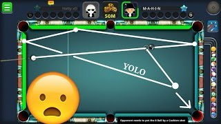 getlinkyoutube.com-Auto leave Glitch ? HACK ? | Random Amazingness #8 - 8 Ball Pool