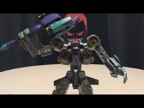 Reveal the Shield LUGNUT: EmGo's Transformers Reviews N' Stuff