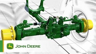 The new John Deere 6R Tractors - Ultimate Comfort with TLS PLUS and HCS PLUS