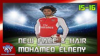 getlinkyoutube.com-PES13 I BEST NEW FACE & HAIR • MOHAMED ELNENY • 2015/2016 [ARSENAL FC] [DESCARGA]